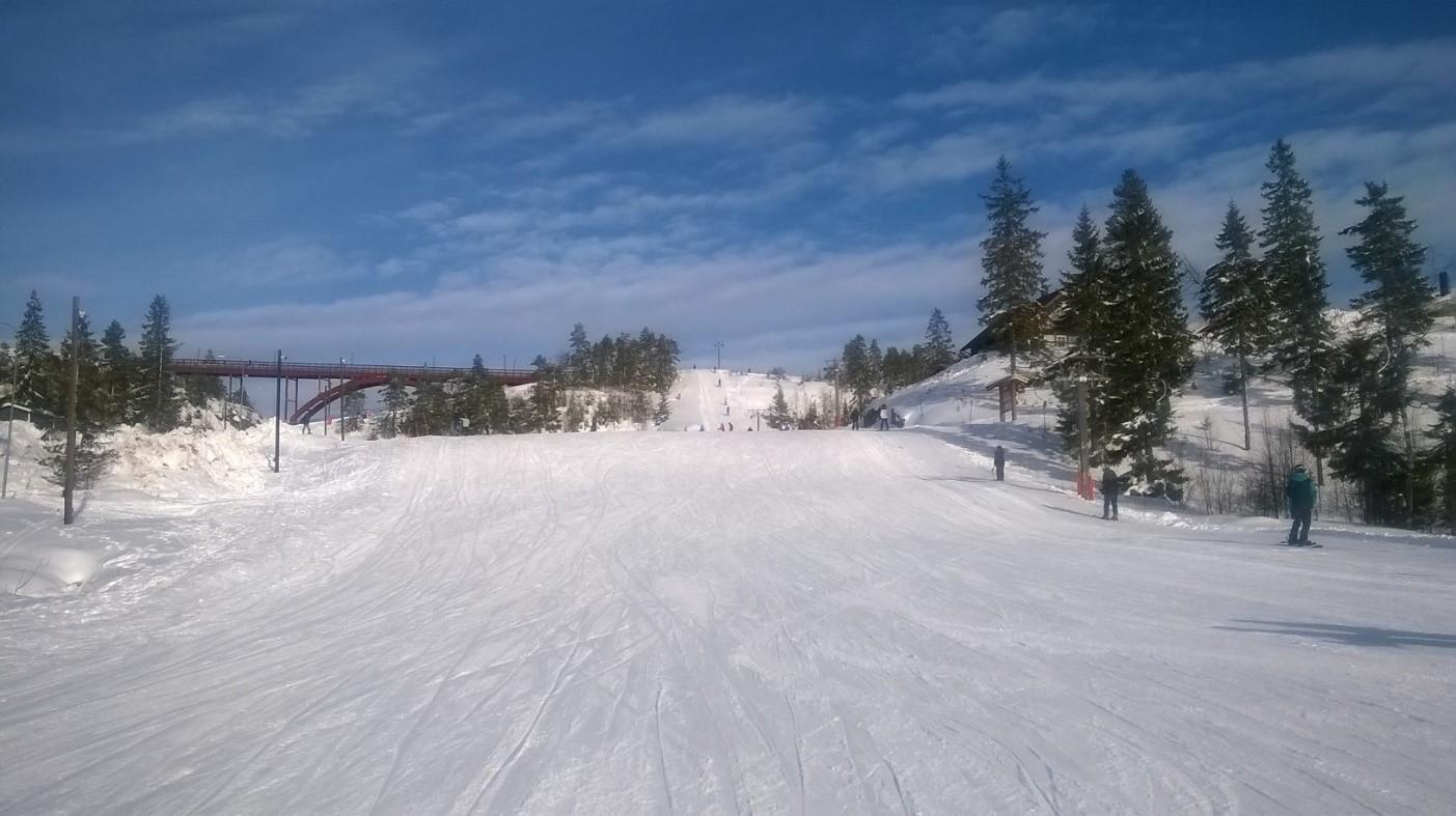 wintersport lapland