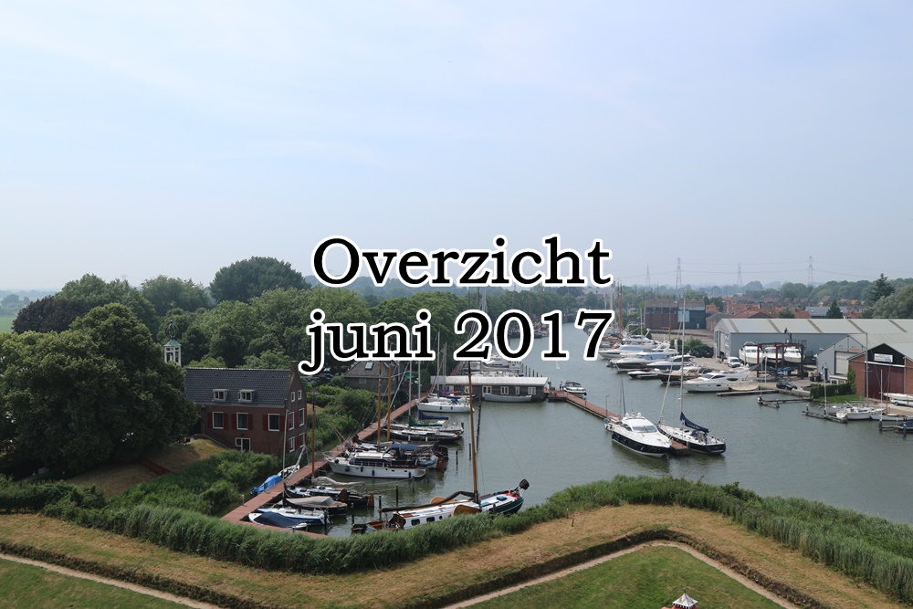 Overzicht van juni 2017