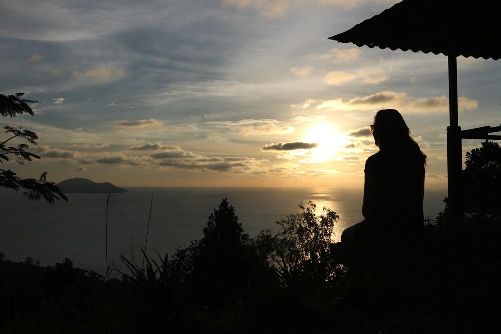 Tanjung Bajau viewpoint