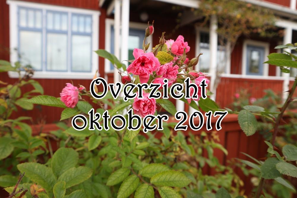 overzicht van oktober 2017