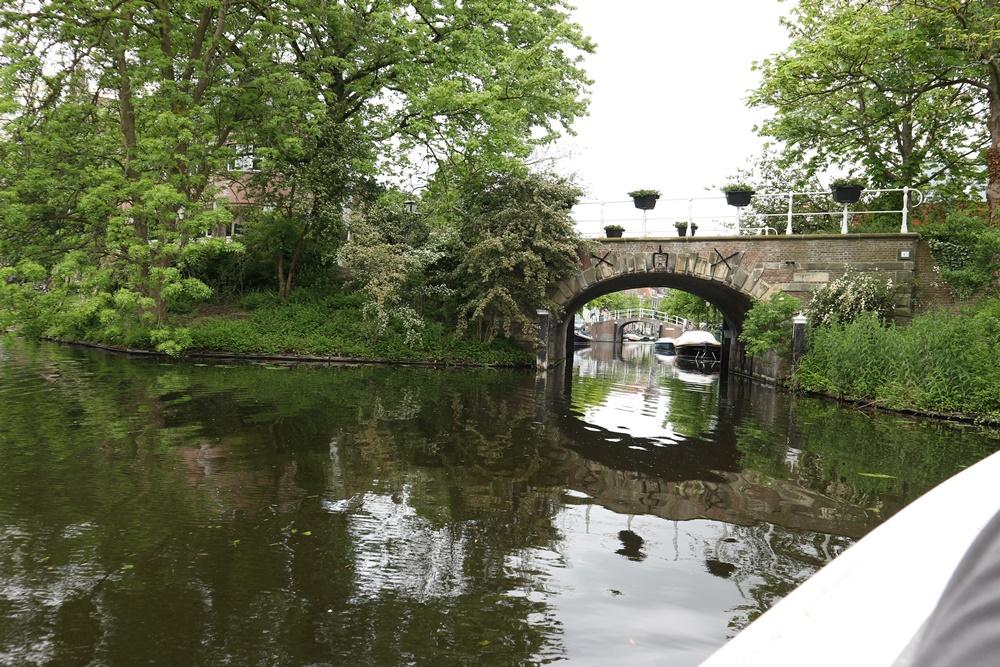 varen door Leiden