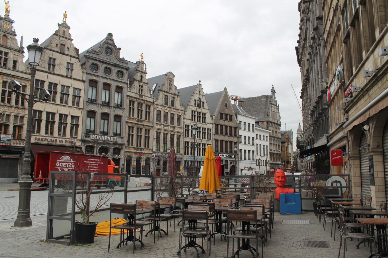 Hotel tip Antwerpen