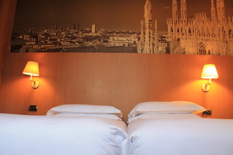 Hotel tip milaan