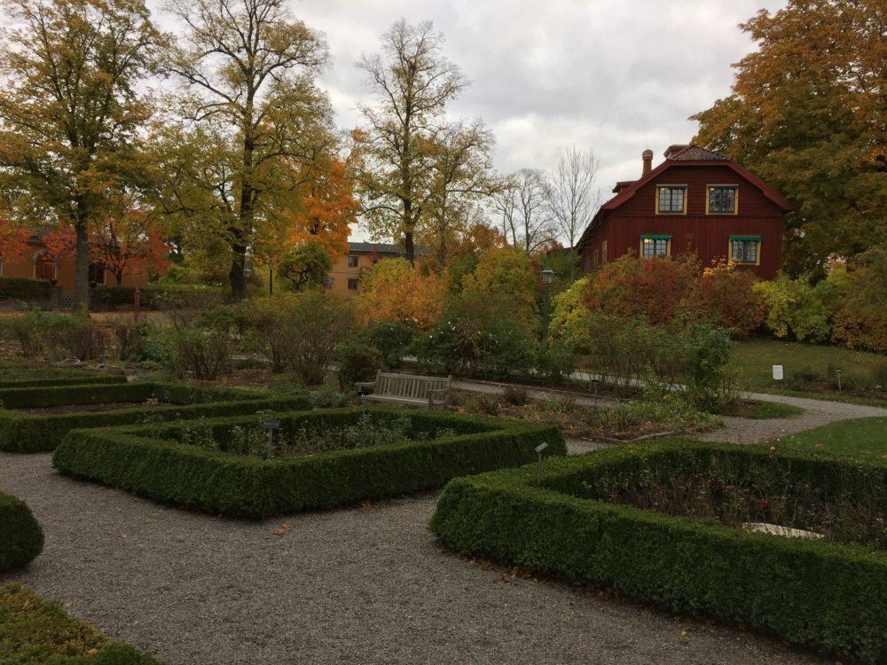 Skansen stockholm
