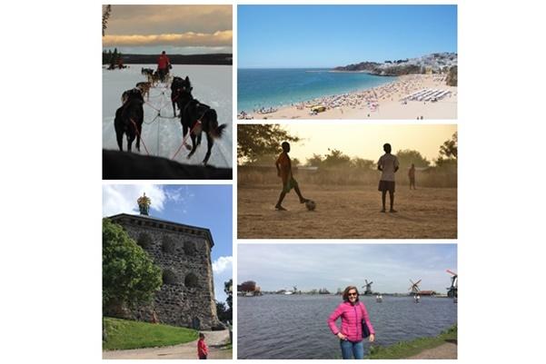 Vijf plekken die jij in 2017 moet bezoeken