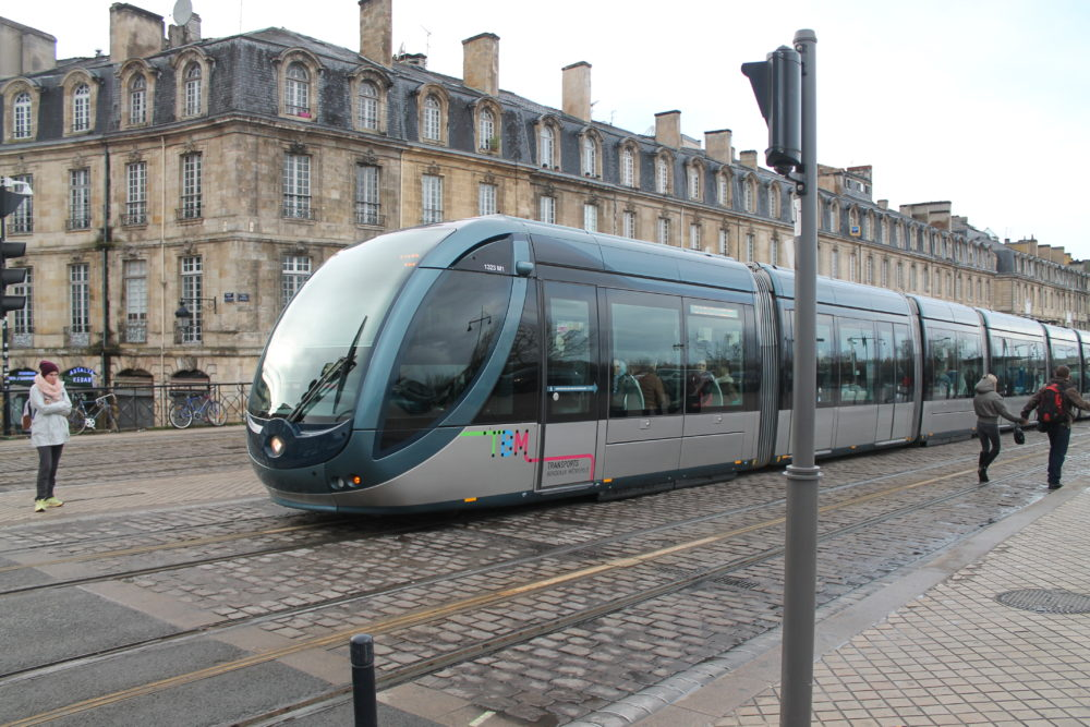 Praktische informatie Bordeaux