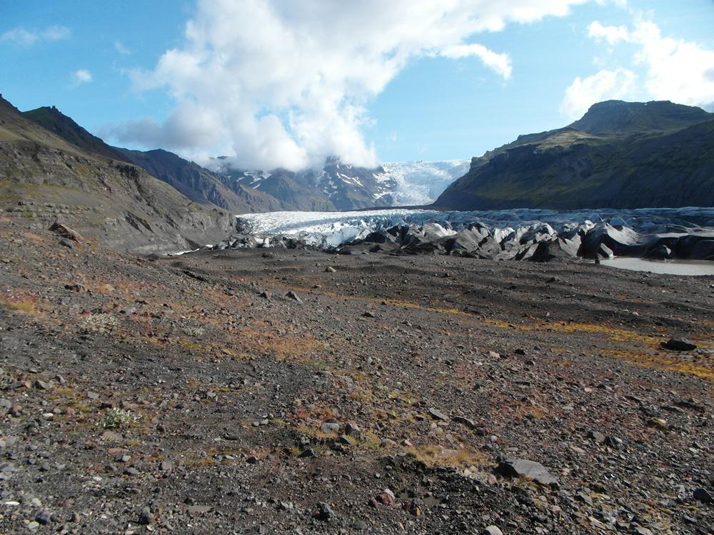 Vatnajökull IJsland