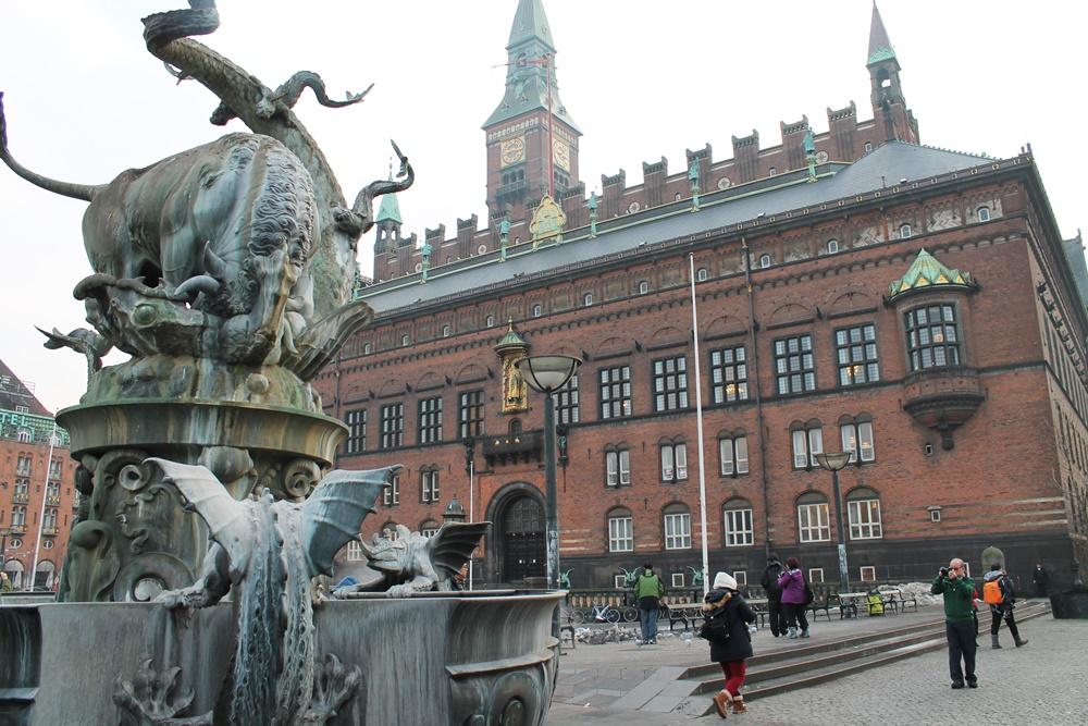 Praktische informatie Kopenhagen