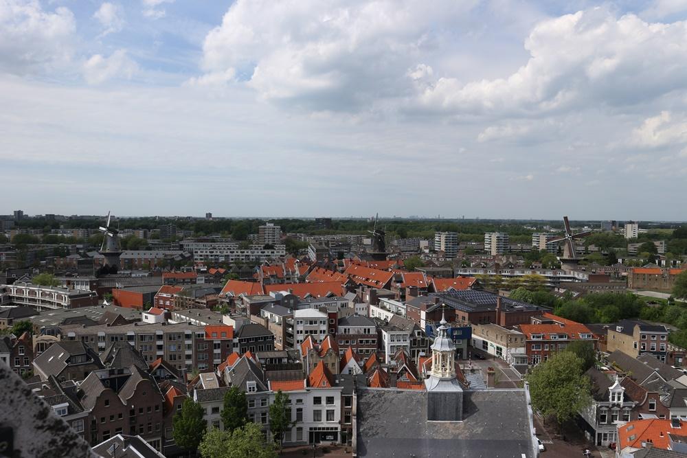 Sint Janskerk beklimmen