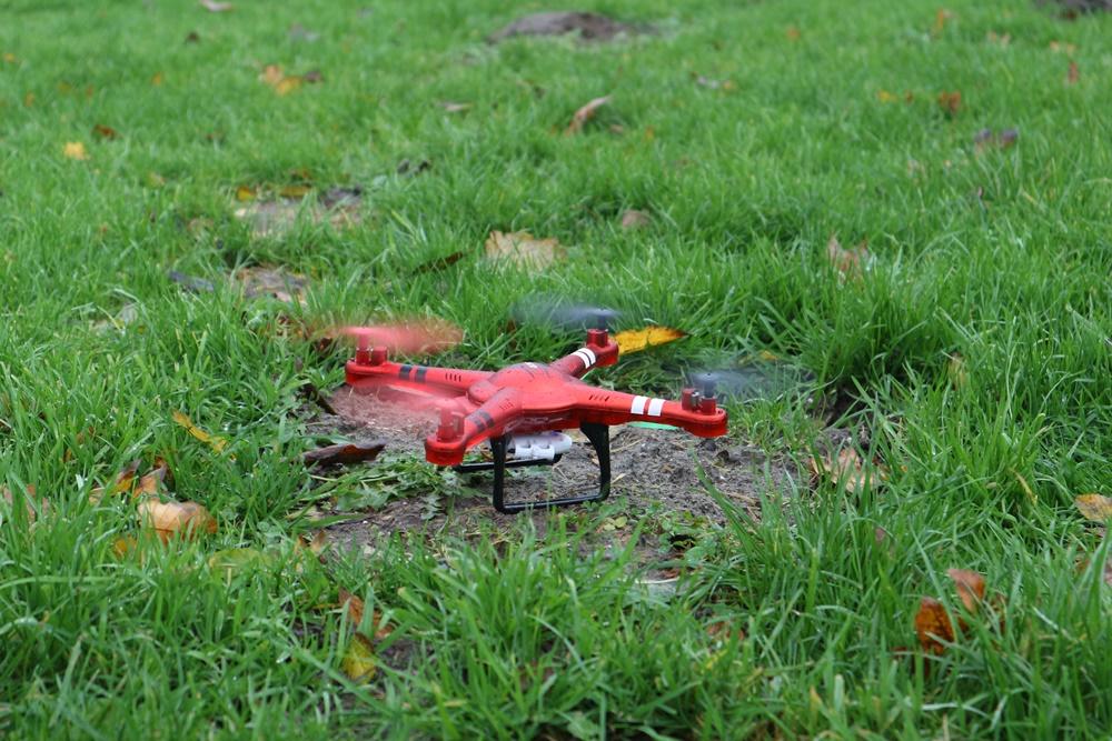 Goede drone voor op reis - drone op reis
