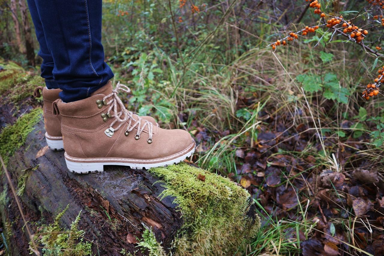 schoenen van TOMS - Zweeds Lapland in de zomer