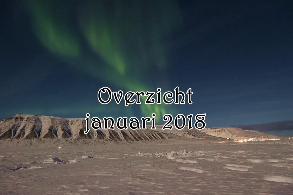 Overzicht van januari 2018