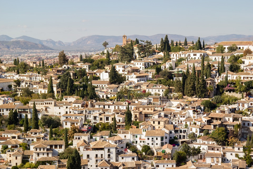 Rondreis Andalusië