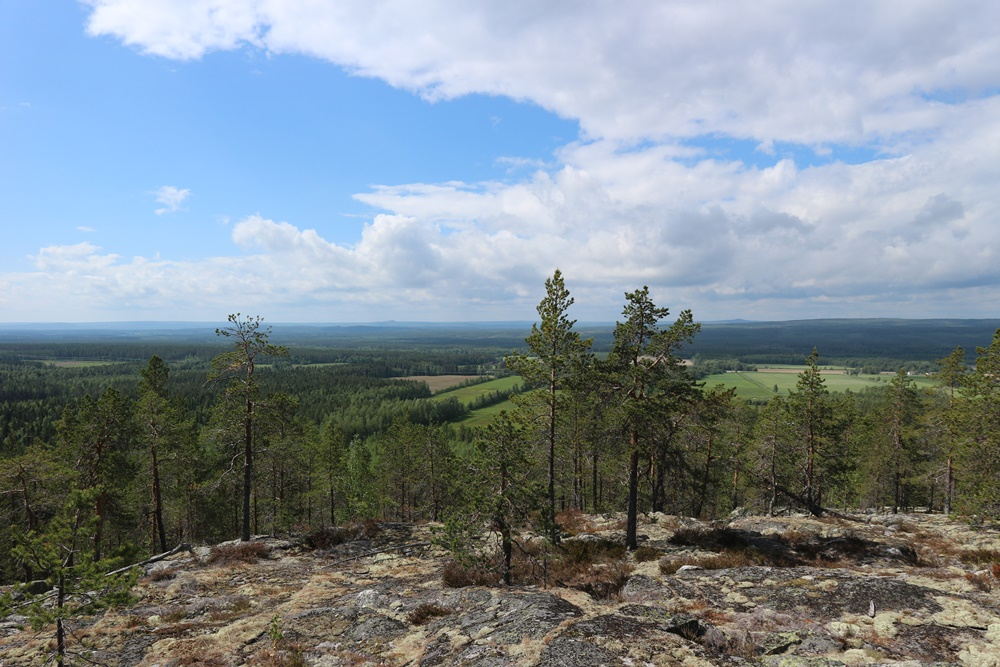 route door Zweeds Lapland - Luleå & Brändön