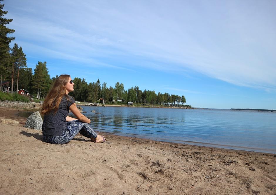 accommodaties in Zweeds Lapland - Luleå & Brändön