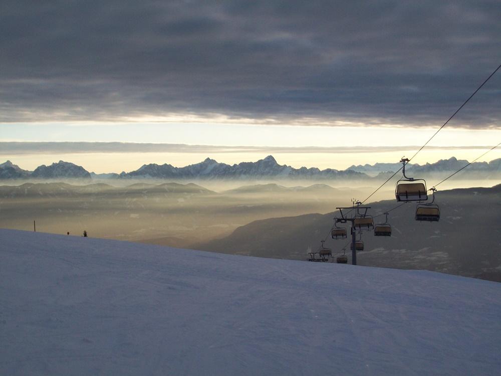 wintersport naar Oostenrijk