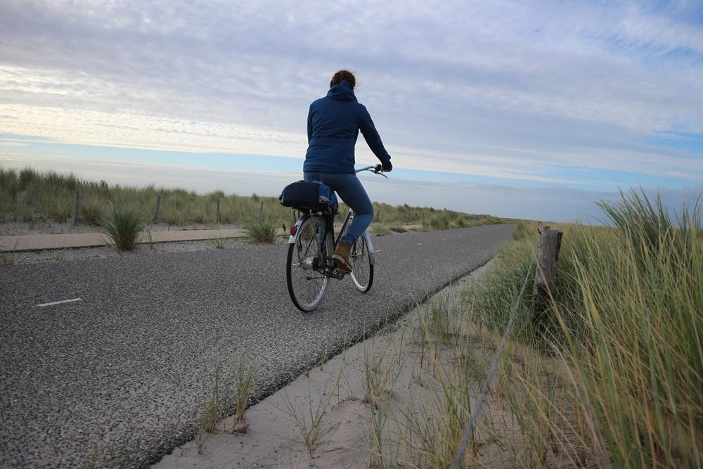 Holland boven Amsterdam - fietsroute Schoorlse duinen
