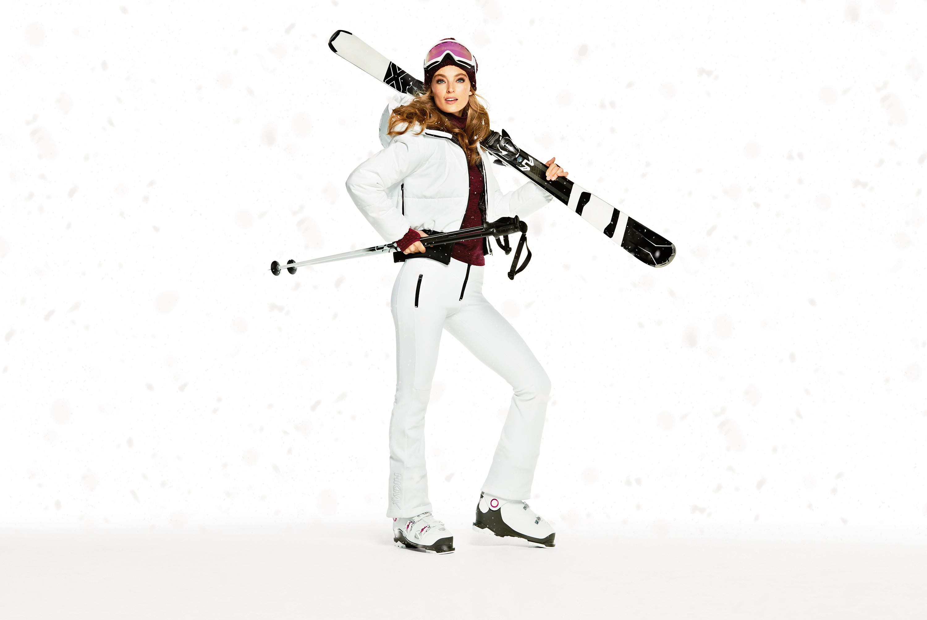 HKMx Ski collectie