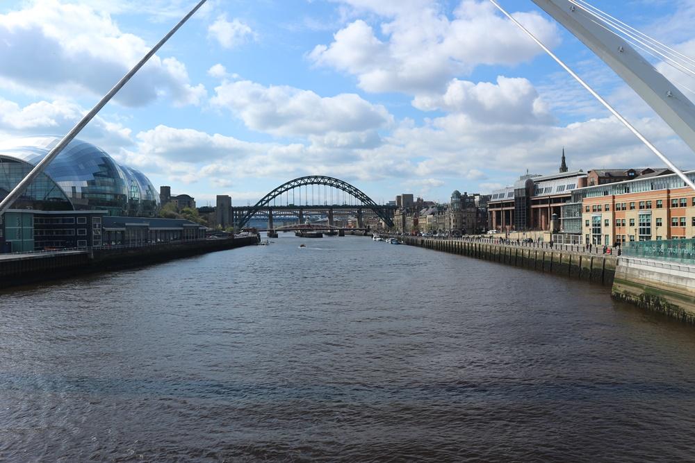 Mini cruise naar Newcastle