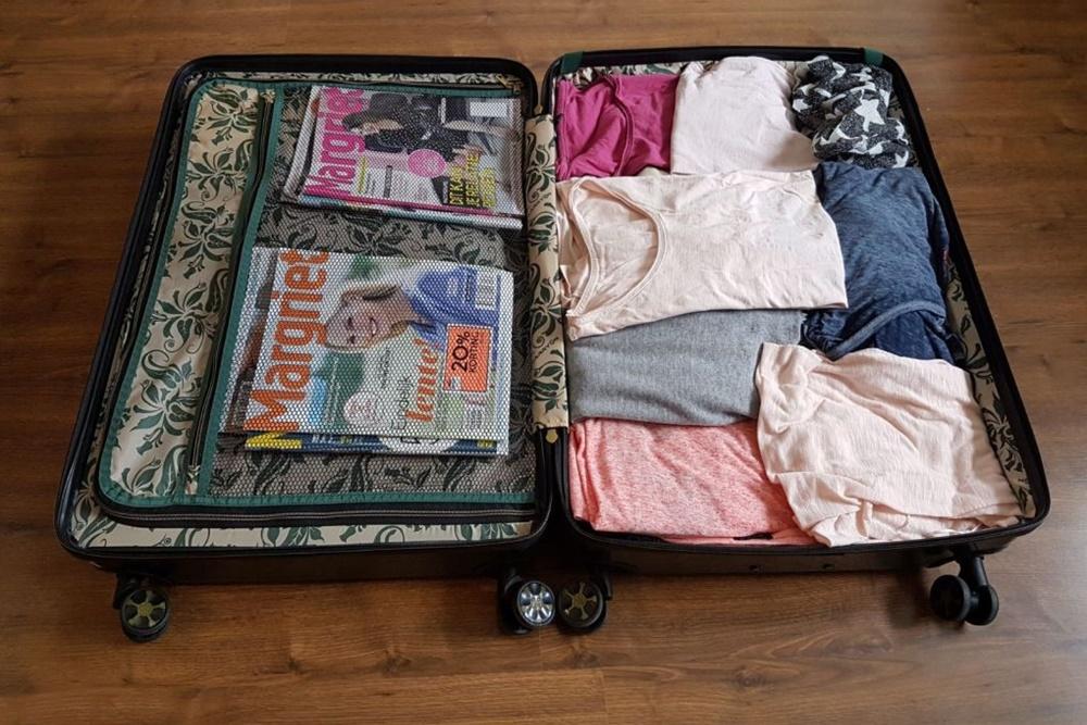 thuiskomen na vakantie