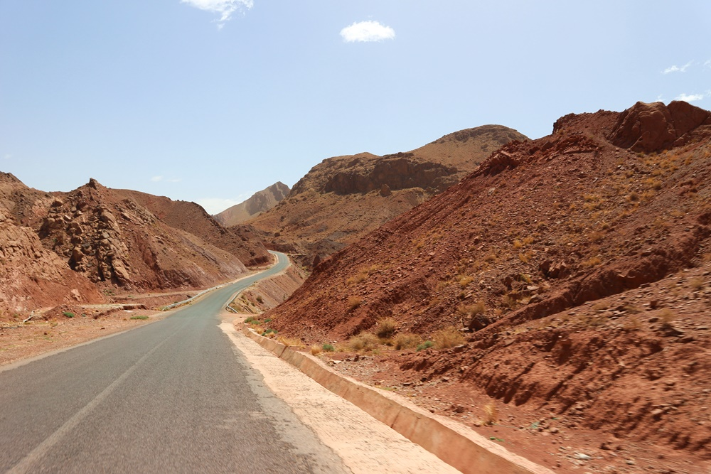 Autorijden in Marokko