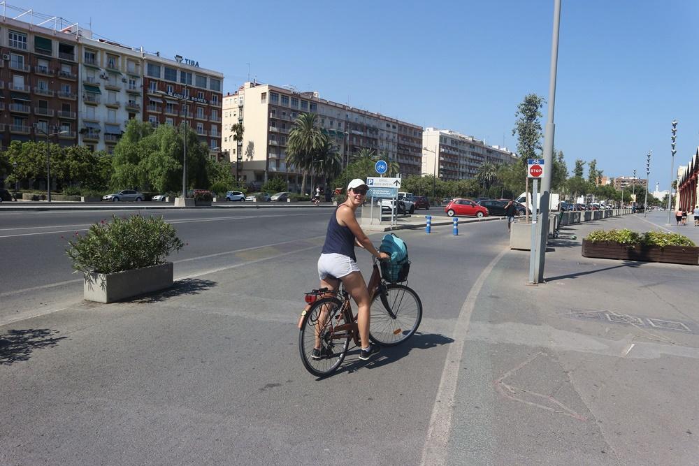 Fietsen in Valencia - praktische informatie Valencia