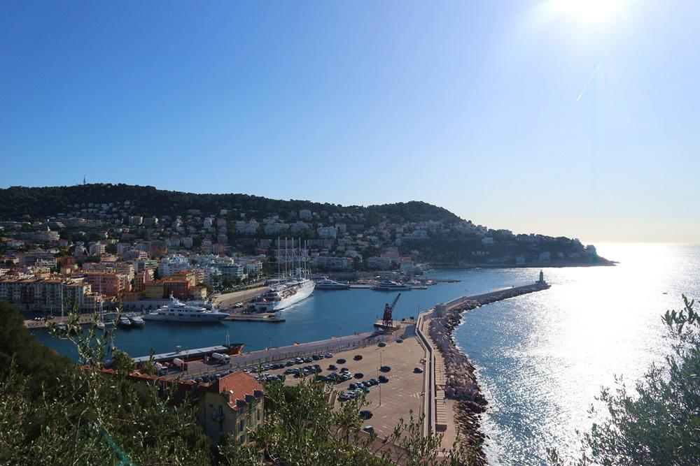 roadtrip met Volkswagen camper rondreis Côte d'Azur