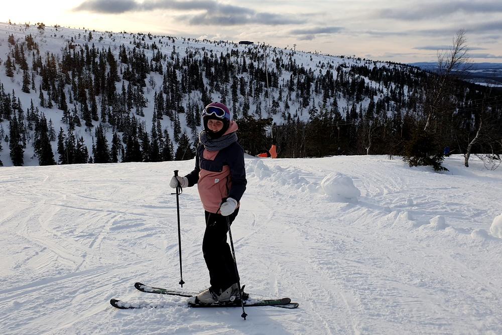 Skigebied Sälen