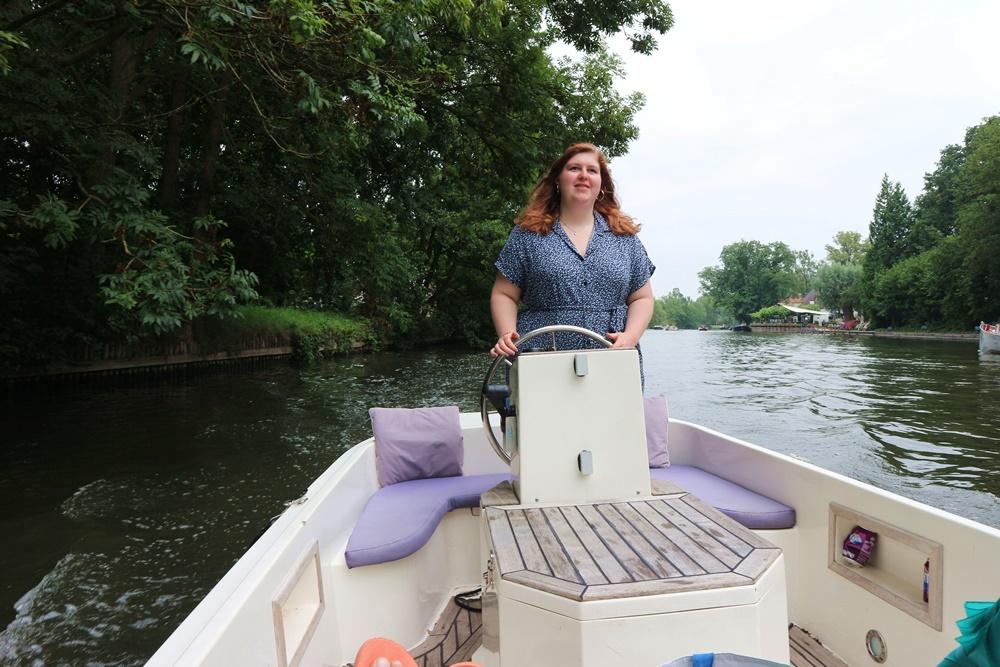 Op reis gaan met een boot