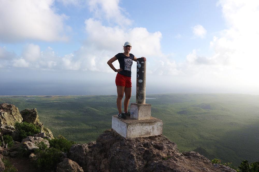 Christoffel berg beklimmen